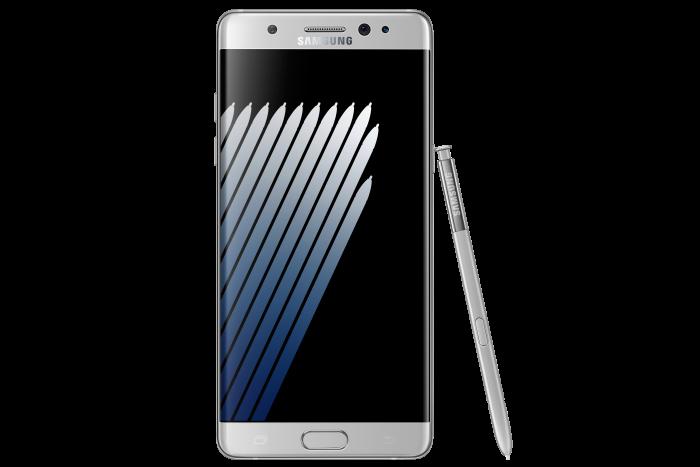 01 Galaxy Note7 silver