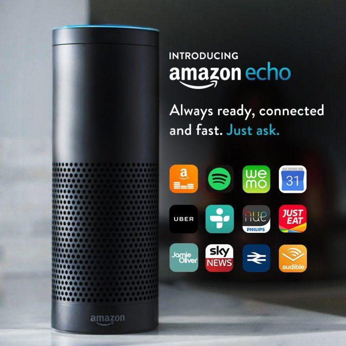amazon echo partners