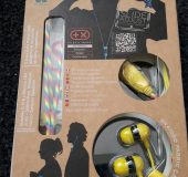 Rainbow Wrap Earbuds   Review