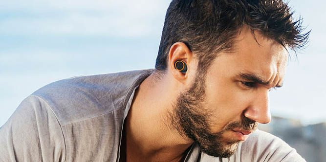 motorola verveones in ear