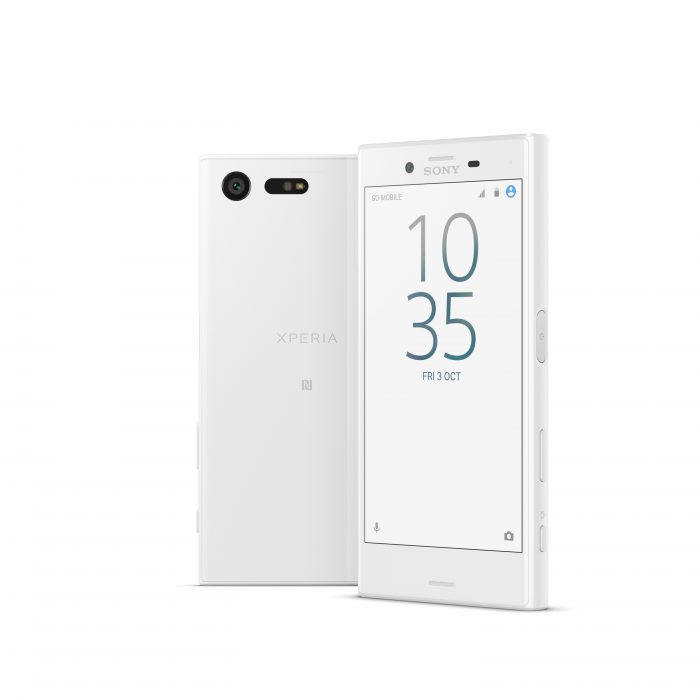Sony Xperia X Compact White Group