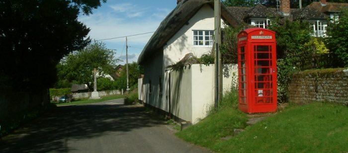 BT phonebox Link