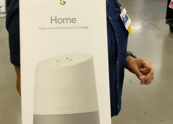 Google Home Walmart