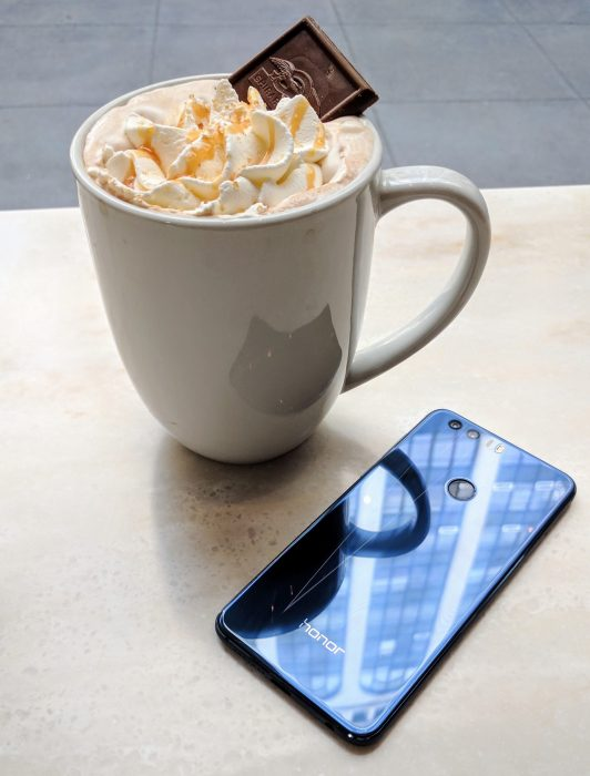 honor 8 ghirardelli