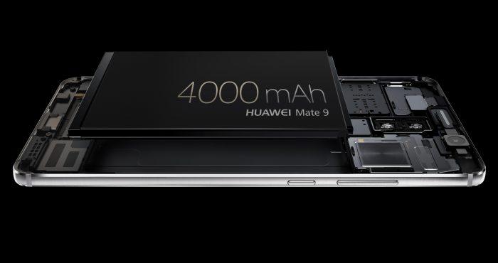 mate 9 battery