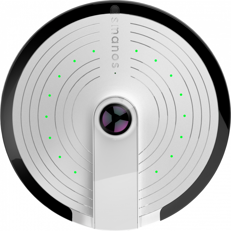 Smanos launch UFO Panoramic Wi Fi HD Camera in the UK