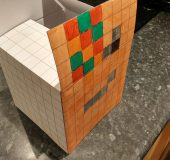 Festive Feature #12   A creative non gadget Minecraft style gift
