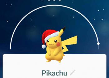Pikachu Xmas Hat