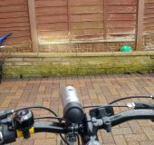 Poweradd USB Rechargeable LED Bike Lights   Review