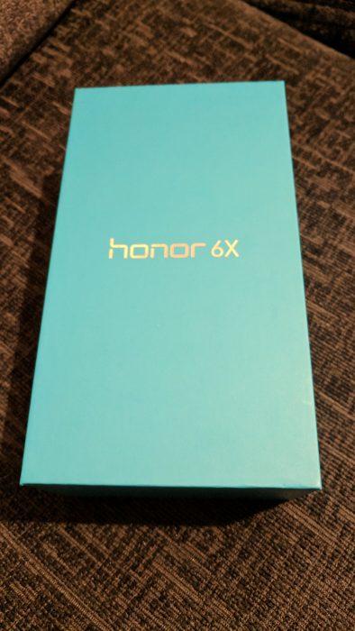 Honor 6X box