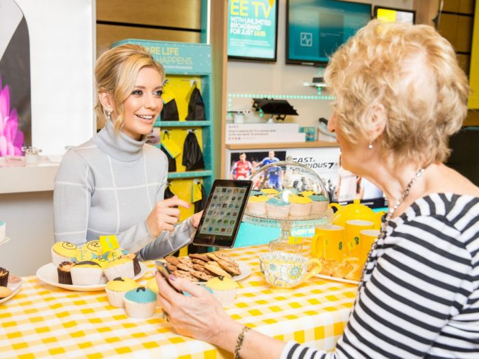 rachel riley at ee techy party day in london 09 08 2015 6