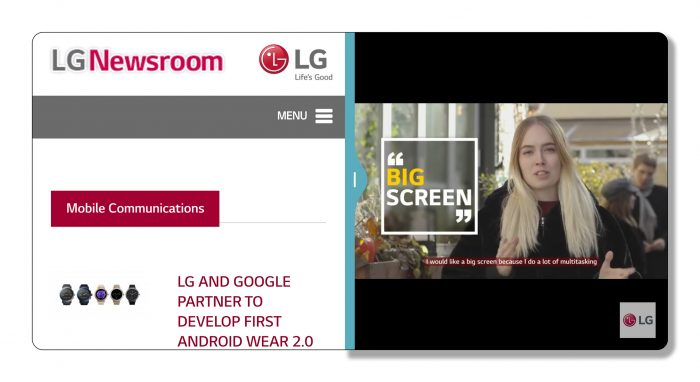 LG UX 6