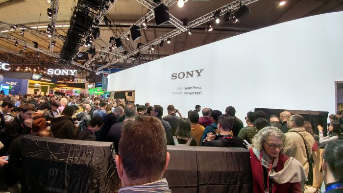 MWC   Sony step back too