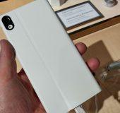 MWC   The Sony Xperia XA1 and XA1 Ultra. Up close.