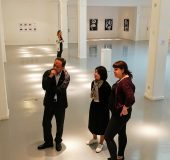 MWC   Huawei + Saatchi Gallery + Leica Exhibition