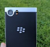 IFA   The BlackBerry KEYone. Once you go black, you pay a bit more.