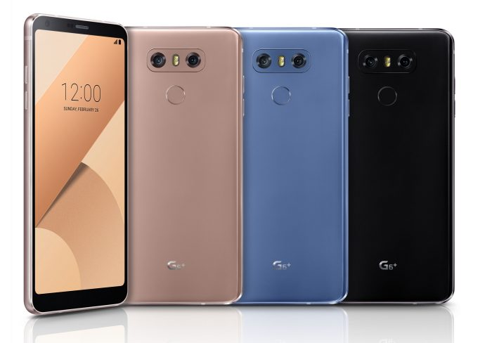 LG G6 FullColor Range