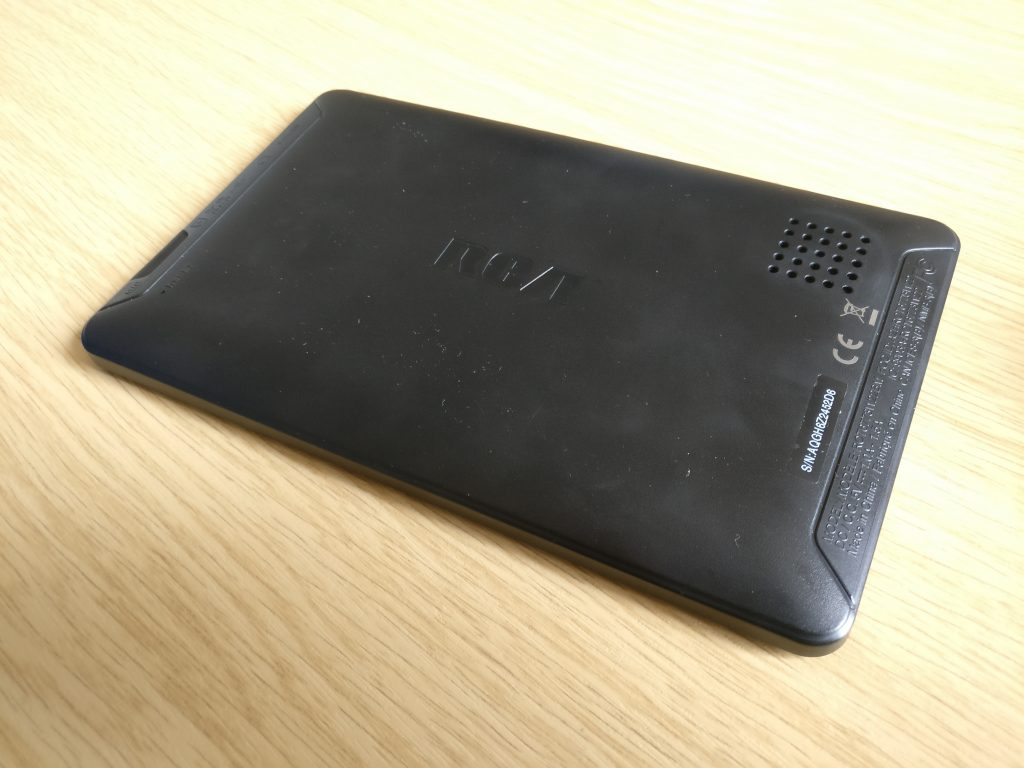 RCA/Venturer Mercury 7L tablet   review