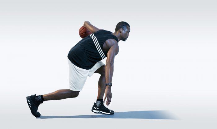 6   Fitbit Ionic Adidas HarrisonBarnes Hero