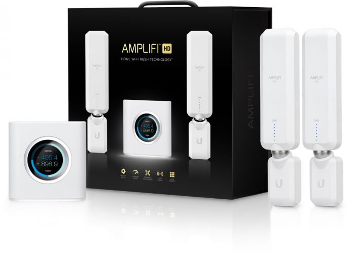 AmpliFi HD Box withProd L