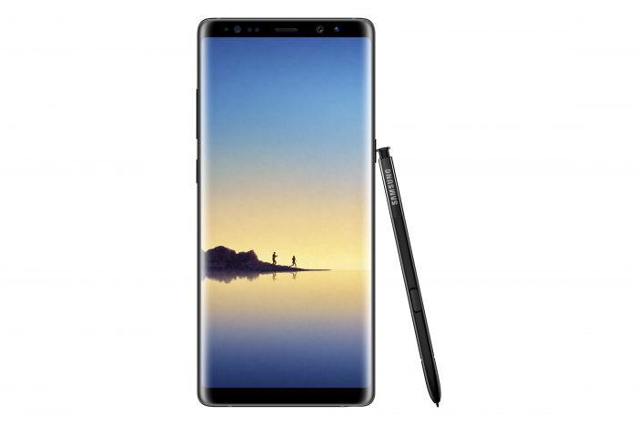 EE Galaxy Note8