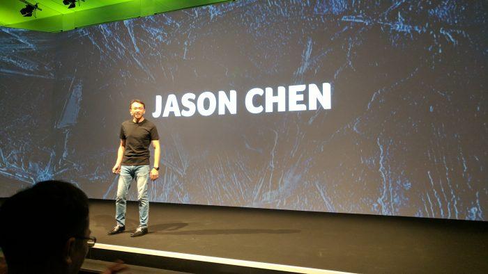 Acers Jason Chen