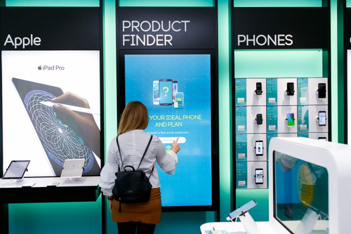 EE product finder