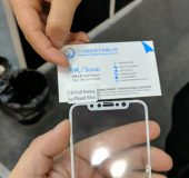 EXCLUSIVE: iPhone X shape and form factor