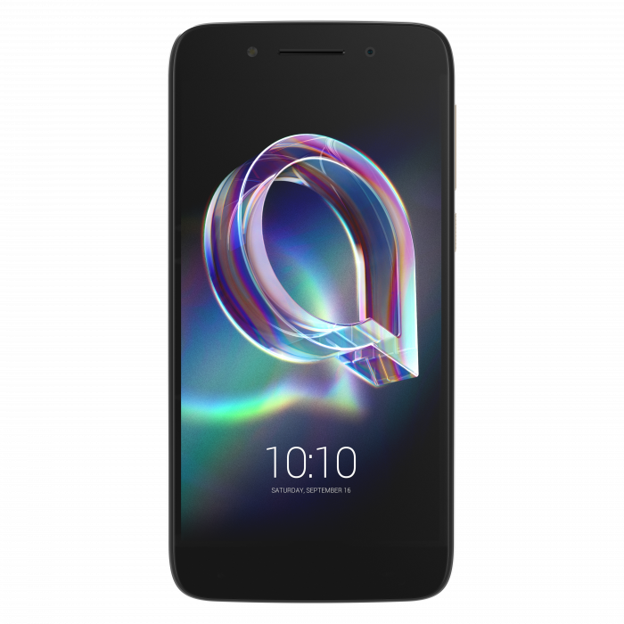 Idol 5 Silver Front