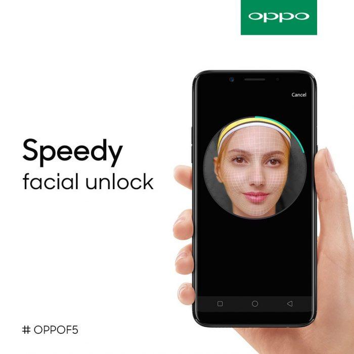 8. Facial Unlock