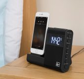 KitSound XDock 4+ Bluetooth Speaker Dock   The Alarm Clock Review