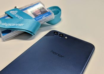 Honor View 10 Blue