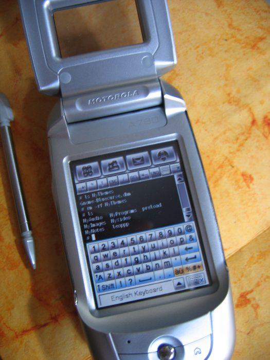 Motorola A780 (278204605)