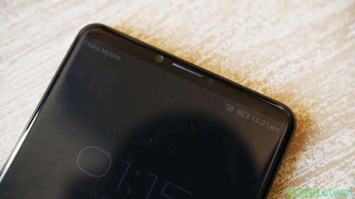 Huawei P20 prototype leak 3