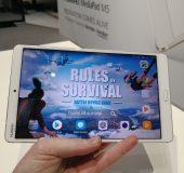 #MWC2018 Huawei Unveil Mediapad M5 series