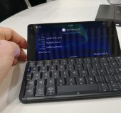 #MWC18 Gemini PDA from Planet Computers