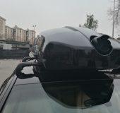 #MWC18  Huawei push their AI tech further .... into a car!!