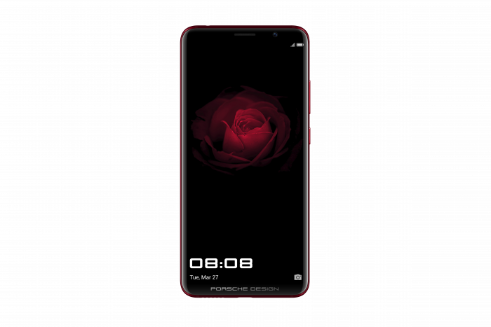 Front PD Mate RS Product Image Standard Red With UI
