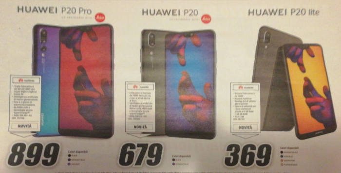 p20 price