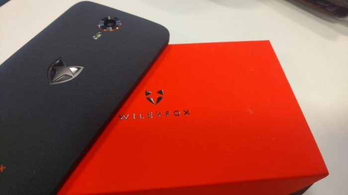 wileyfox to emulate oneplus with cyanogen smartphone