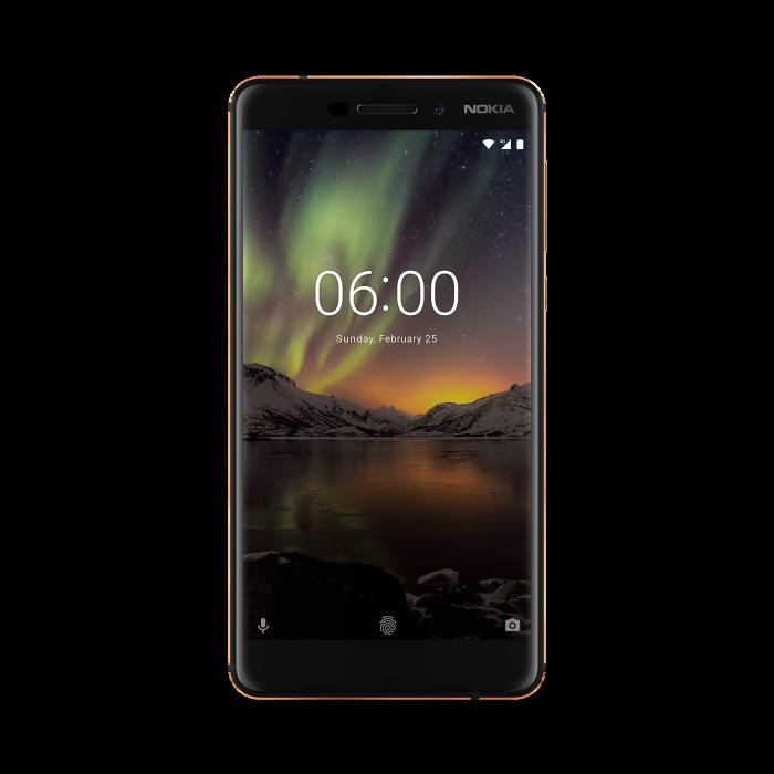 New Nokia 6 BlackCopp 4