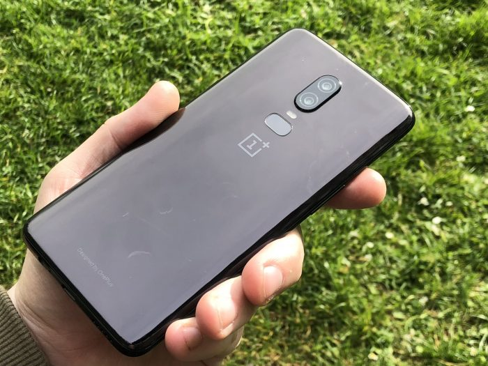 OnePlus 6 Announced