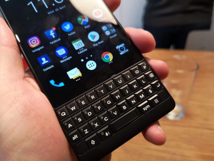 BlackBerry Key2 announced