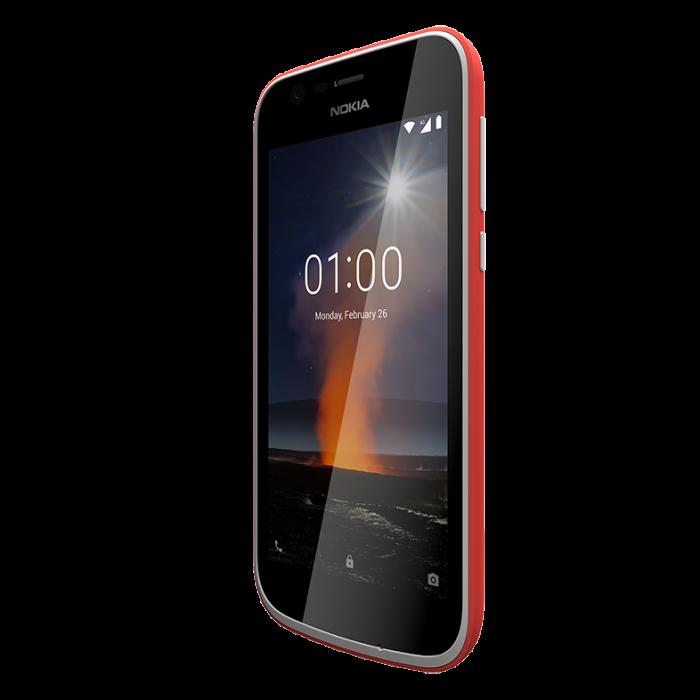 Nokia 1 Warm Red (3)