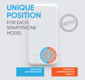 Anti Radiation patch for smartphones