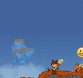 Build you own Platformer Adventures with MagiCats Builder