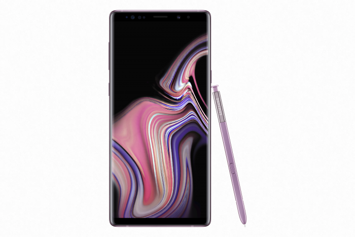 Image. Product Key Visual Crown Product Image Lavender Purple 180529 sm n960f galaxynote9 front pen purple 180529 RGB