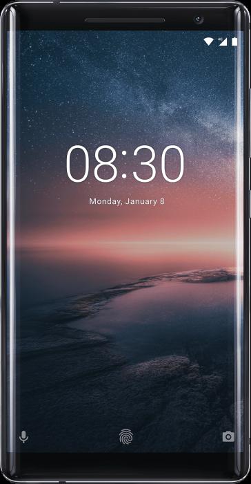 Nokia8Sirocco ROW  power phone