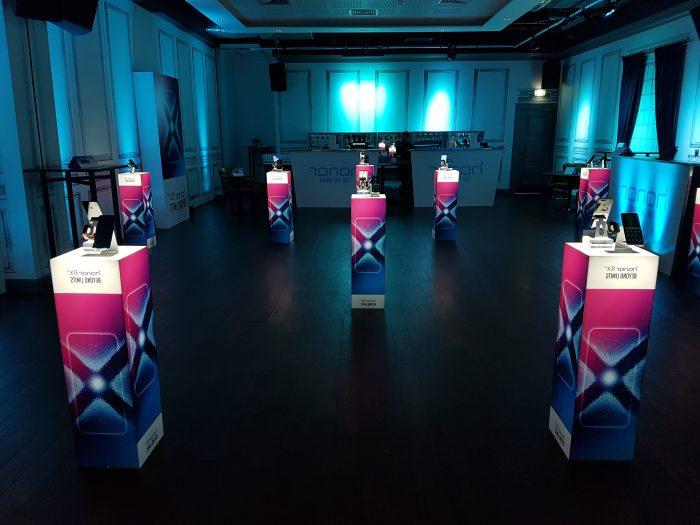 Honor 8X UK Launch