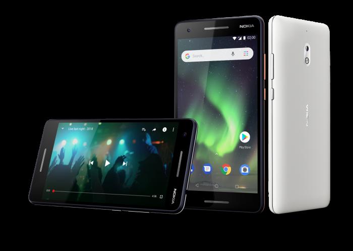 Nokia 2 1 Packshot